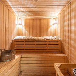 Bij deze partij moet je aankloppen als je een sauna zoekt